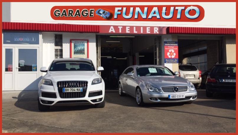 Garage Funoto à Alençon : réparation de voitures à Alençon et vente de voitures d'occasion à AlençonService d'obtention des cartes grises